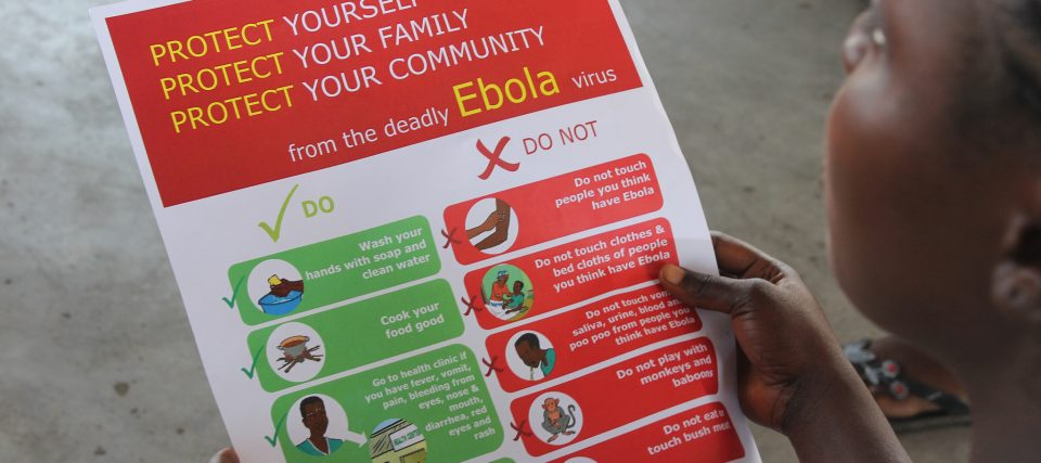 Protect Yourself from Ebola