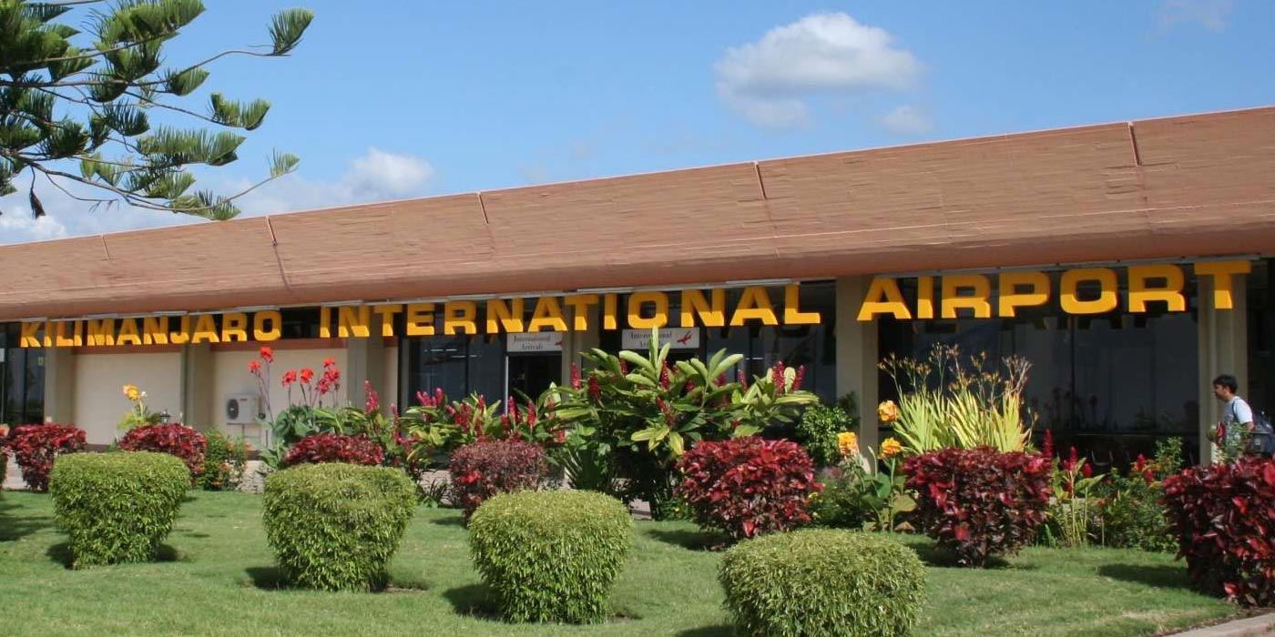 Kilimanjaro International Airport (JRO) in Tanzania