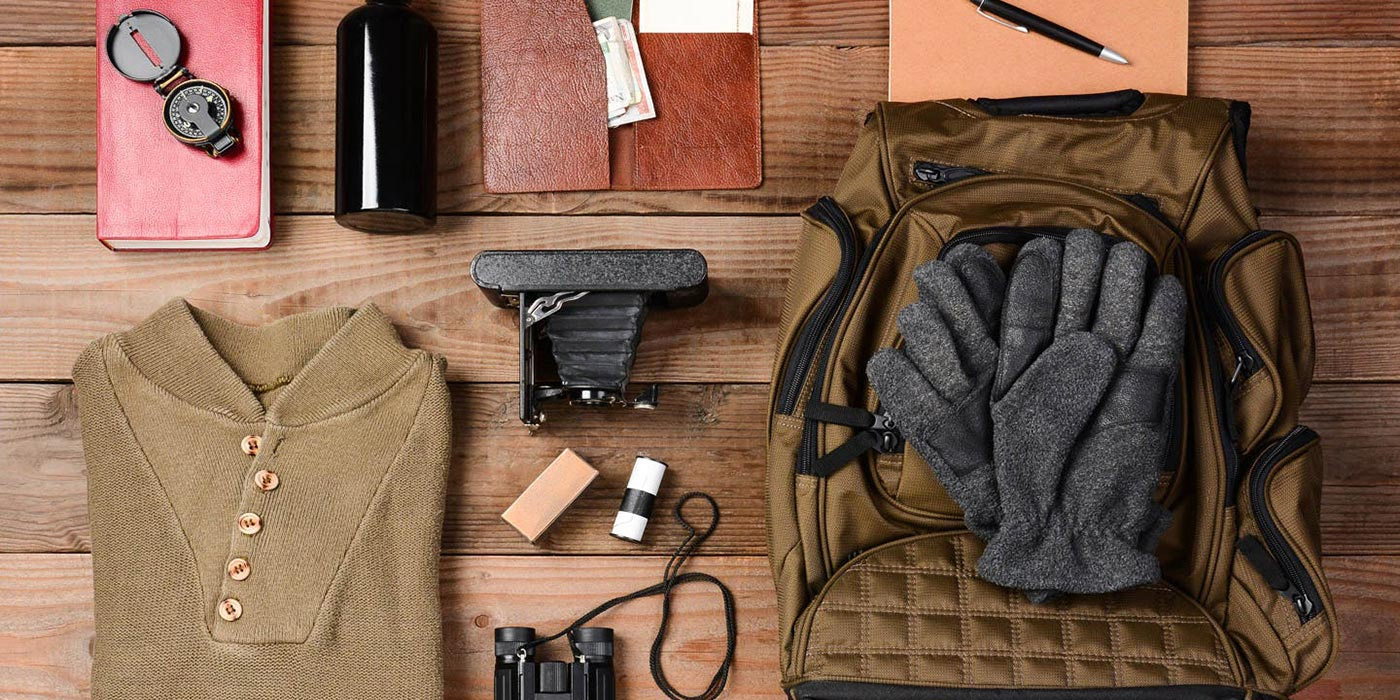 Safari Packing List