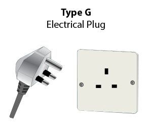 Type G Electrical Plug